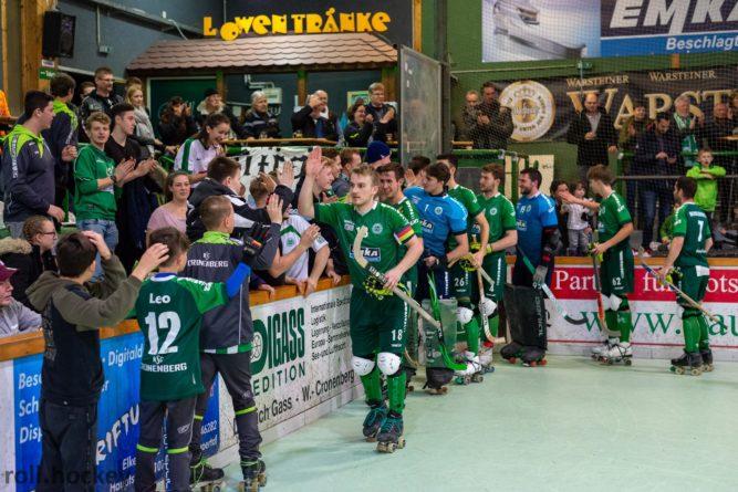 RSC Löwen erreichen im DRIV-Pokal das Viertelfinale