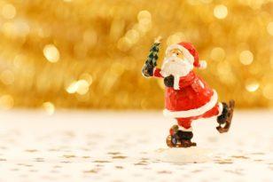Einladung Weihnachts-Schlittschuhlaufen