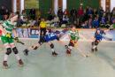 Team Dörper Cats: Großartige Leistung im Playoff-Hinspiel