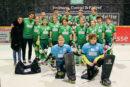 Die U13 startete mit neuem Trikotsponsor in die NRW-Landesmeisterschaft