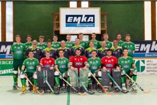 RSC Cronenberg 1. Herrenmannschaft Die Löwen Saison 2019/2020