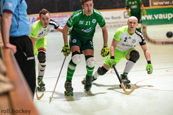 Neu terminierter Start der Rollhockey-Bundesligen