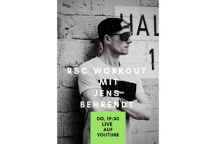 Online-Training mit Jens Behrendt am Donnerstag, 03.12.2020 um 19:30