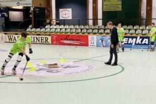 RSC Löwen starteten in die Saisonvorbereitung