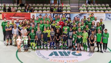 Vorstellung Teams für die neue Saison 2021/2022